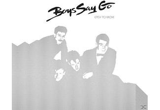 Boys Say Go - Easy To Move [Vinyl]