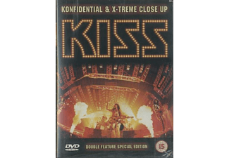 Kiss - Konfidential & X-Treme Close up - (DVD)