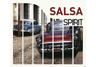 Various - Spirit Of Salsa (New Version) - (CD)