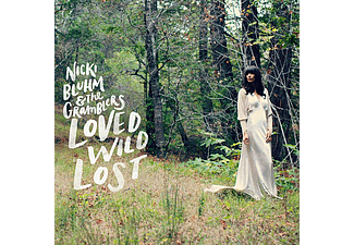 Nicki Bluhm & The Gramblers Loved Wild Lost CD