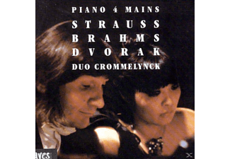 Duo Crommelynck - Duo Crommelynck - (CD)