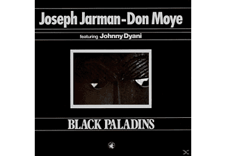 Joseph/don Moye Q Jarman - Black Paladins - (LP + Bonus-CD)