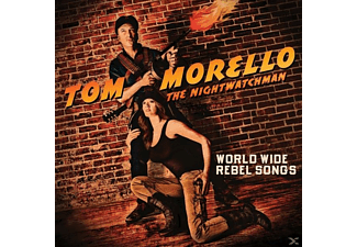 Tom Morello, The (tom Morello) Nightwatchman - World Wide Rebel Songs - (CD)