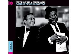 Tony Bennett, Count Basie - The Complete Recordings - (CD)