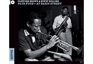 Clifford Brown, Sonny Rollins - Plus Four + At Basin Street - (CD)