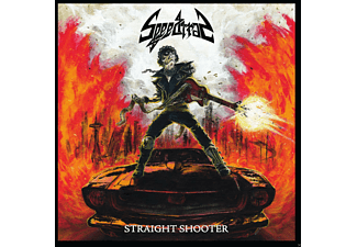 Speedtrap - Straight Shooter (Red) [LP + Download]