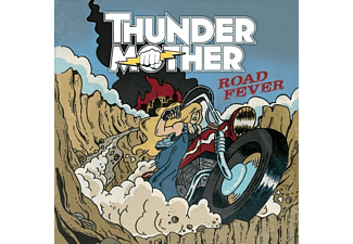 Thundermother - Road Fever - (CD)