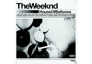 The Weeknd - House Of Balloons - (Vinyl)