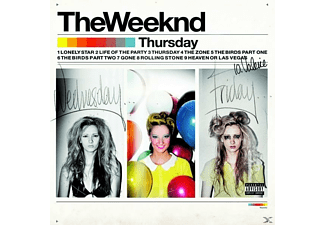 The Weeknd Thursday Βινύλιο