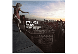 Strange Wilds - Subjective Concepts - (CD)
