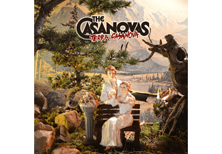 The Casanovas - Terra Casanova - (CD)