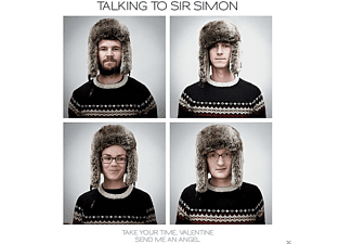 Talking To Sir Simon - Take Your Time, Valentine/Send Me An Angel - (Vinyl)