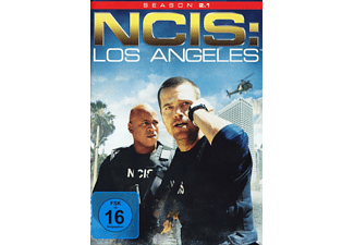 Navy CIS: L.A. - Staffel 2.1 [DVD]