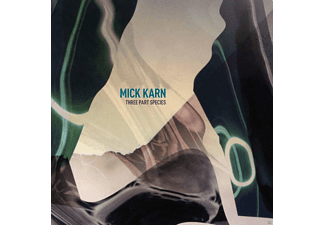Mick Karn - Three Part Species - (Vinyl)