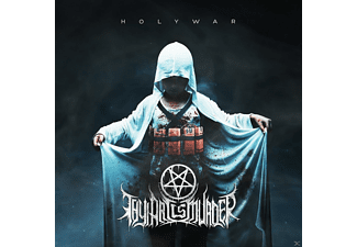 Thy Art Is Murder - Holy War - (CD)
