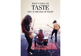 Taste - What's Going on Taste - Live at the Isle of Wight 1970 (DVD)