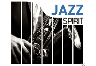 Various - Spirit Of Jazz (New Version) [CD]