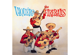 The Fireballs - Vaquero - (CD)