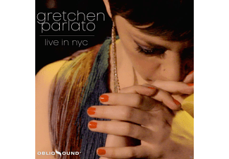 Gretchen Parlato - Live In NYC (+DVD) - (CD + DVD)