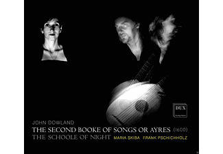 VARIOUS - THE SECOND BOOKE OF SONGS OR AYRES - (CD)