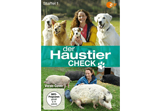 DER HAUSTIER-CHECK-1.STAFFEL - (DVD)