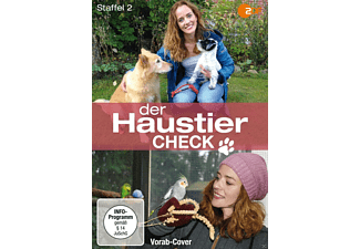 DER HAUSTIER-CHECK-2.STAFFEL - (DVD)