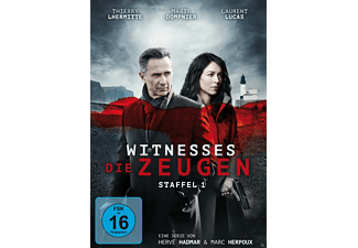 WITNESSES-DIE ZEUGEN-1.STAFFEL - (DVD)