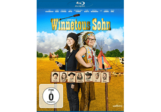 Winnetous Sohn [Blu-ray]