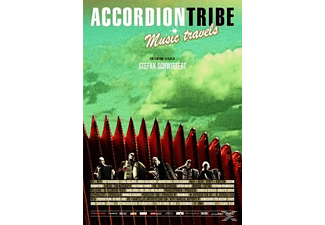 Accordion Tribe - Music Travels (Die Akkordeon-Bande) - (DVD)