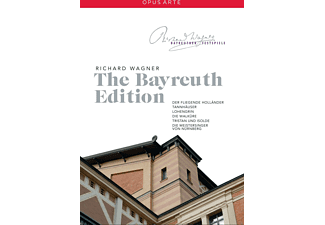 VARIOUS, Bayreuther Festivalorchester, Bayreuther Festivalchor - The Bayreuth Edition - (DVD)