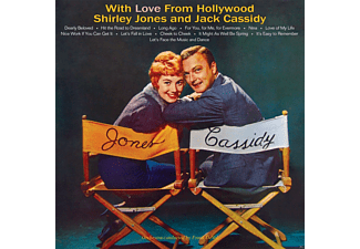 Shirley Jones, David Cassidy - With Love From Hollywood - (CD)