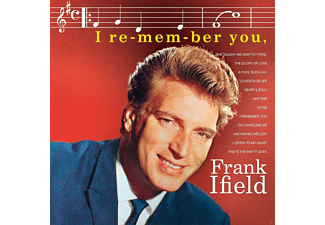 Frank Ifield - I Remember You - (CD)