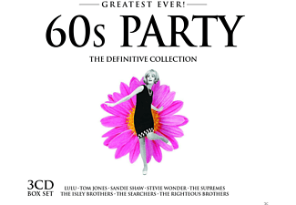 VARIOUS - 60s Party-Greatest Ever - (CD)