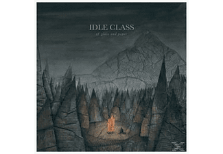 Idle Class - Of Glass And Paper - (Vinyl)