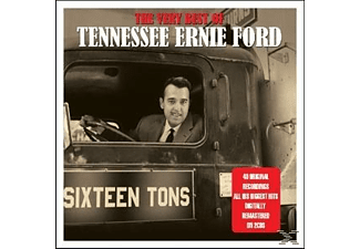 Tennessee Ernie Ford - Very Best Of - (CD)