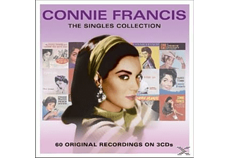 Connie Francis - Singles Collection [CD]