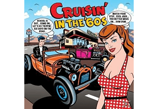 VARIOUS - Cruisin' In The 60's - (CD)