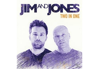 Jim And Jones - Two In One - (Maxi Single CD)
