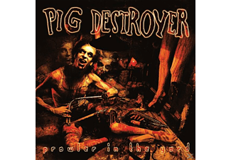 Pig Destroyer - Prowler In The Yard (Limited Colored Vinyl+Mp3) - (LP + Download)
