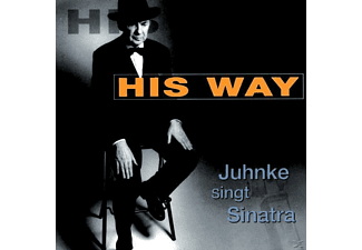 Harald Juhnke - His Way-Juhnke Singt Sinatra - (CD)