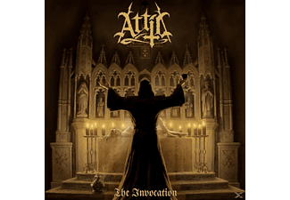 The Attic - The Invocation - (CD)