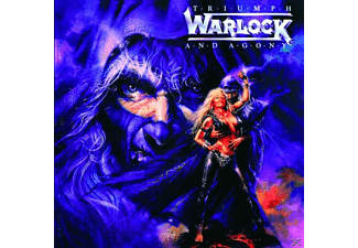 Warlock - Triumph And Agony (Re-Release) [CD]