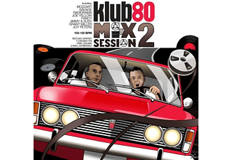 VARIOUS - Klub 80 Mix Session Vol.2 - (CD)