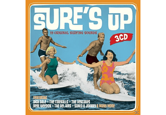 VARIOUS - Surf's Up - (CD)
