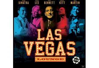 VARIOUS - Las Vegas Lounge - (CD)