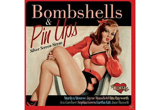 VARIOUS - Bombshells & Pin Ups [CD]