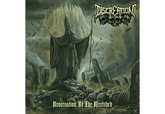 Discreation - Procreation Of The Wretched - (Vinyl)