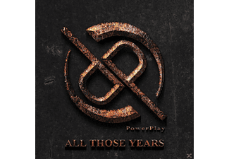 Powerplay - All Those Years [CD]