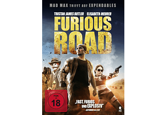 Furious Road - (DVD)