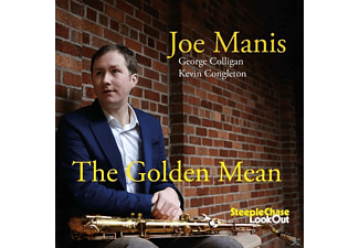 Joe Manis - The Golden Mean [CD]